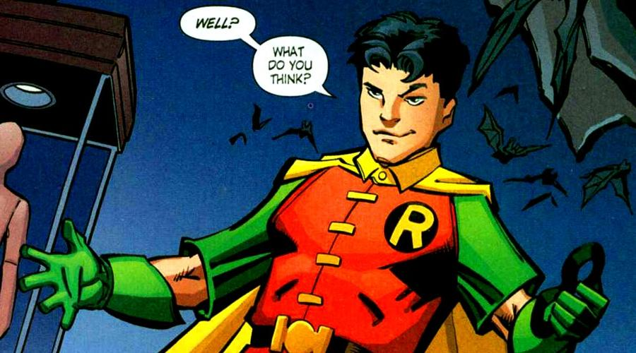 Live-Action DCs Titans: Robin First