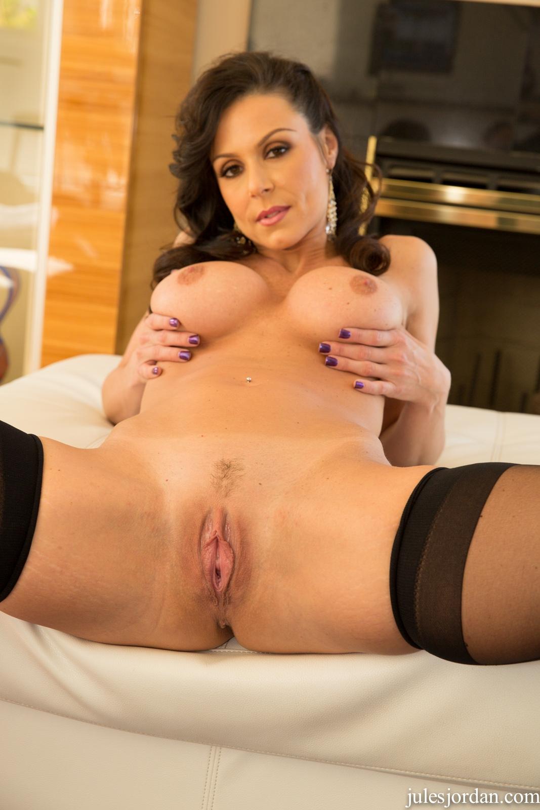 Kendra Lust - doblar su placer (oral y vaginal)