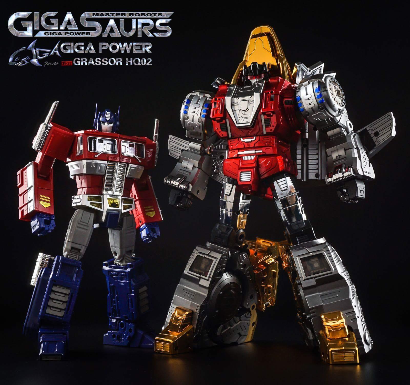 [GigaPower] Produit Tiers - Jouets HQ-01 Superator + HQ-02 Grassor + HQ-03 Guttur + HQ-04 Graviter + HQ-05 Gaudenter - aka Dinobots - Page 4 4MNBhFMr