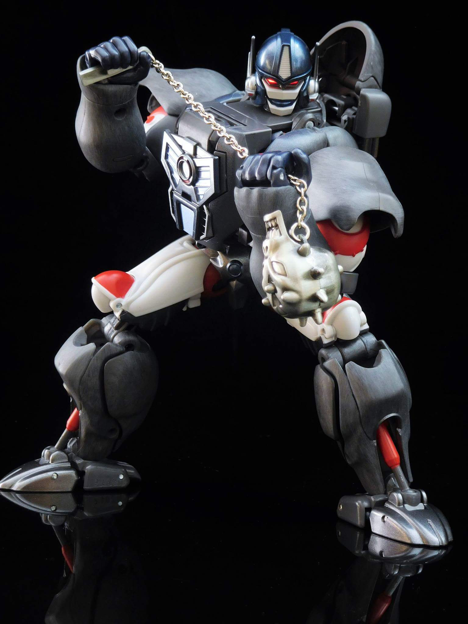 [Masterpiece] MP-32, MP-38 Optimus Primal et MP-38+ Burning Convoy (Beast Wars) - Page 3 XUAsVXZY