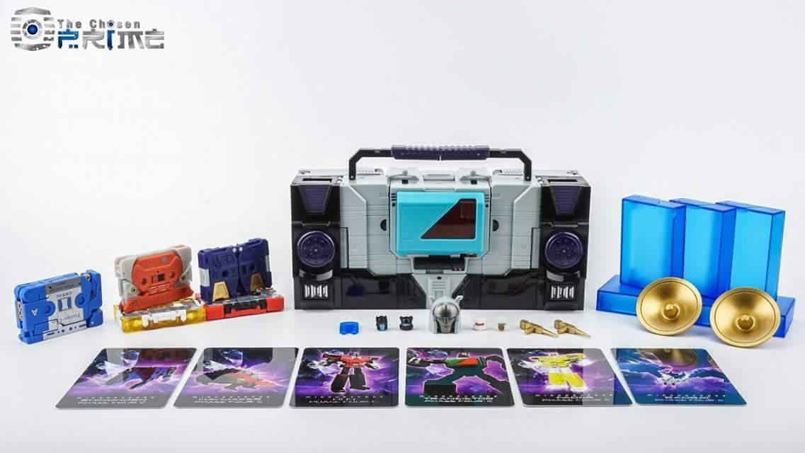[KFC Toys] Produit Tiers - Jouet Transistor (aka Blaster/Tempo) + DoubleDeck (Twincast) + Fader (aka Eject/Éjecteur) + Rover (aka Autoscout) - Page 2 XaSc0EmF