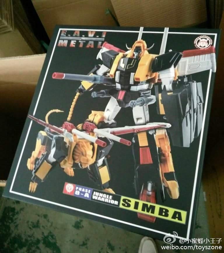 [KFC Toys] Produit Tiers - Jouet Phase 8-A Simba - aka Victory Leo (Transformers Victory) - Page 2 EGtZDIZM