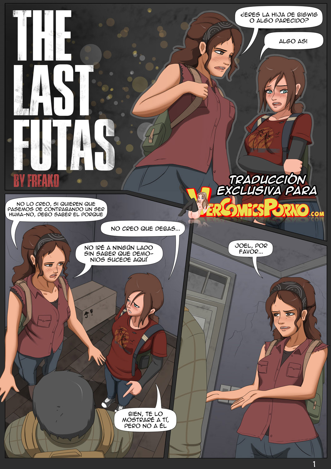 Free porn The Last Of Us galleries Page 1 - ImageFap