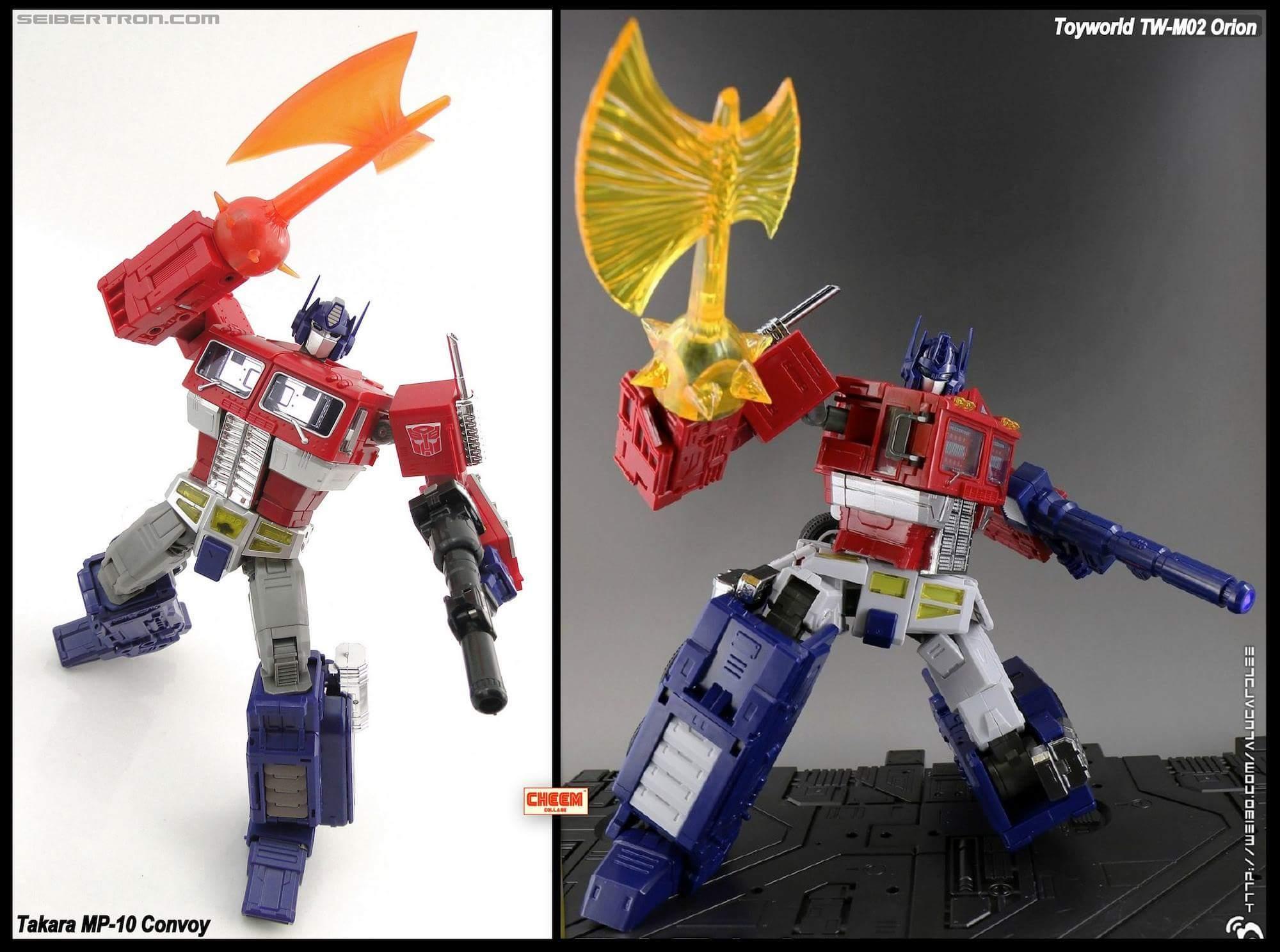 [ToyWorld][Zeta Toys] Produit Tiers - TW-M01 Primorion/Zeta-EX6O OriPrime et Zeta -EX6E EvaPrime - aka Optimus (G1 et Evangelion) O3CRM1qv
