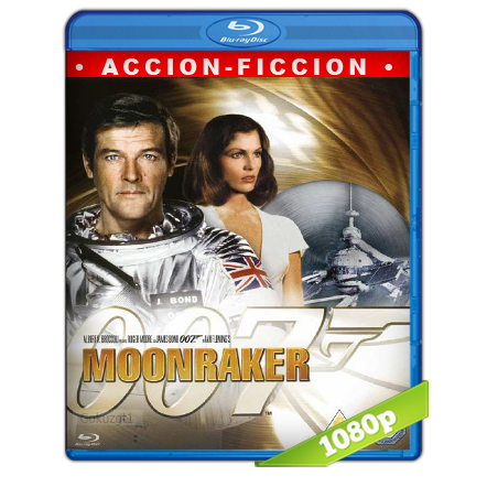 007 Mision Espacial (1979) BRRip Full 1080p Audio Trial Latino-Castellano-Ingles 5.1