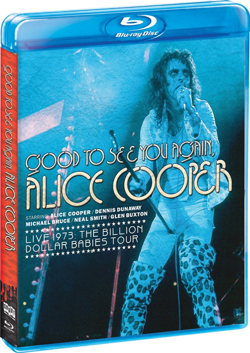 [Clips & Shows] Good to See You Again, Alice Cooper Live: The Billion Dollar Babies Tour (1973) Acryty1t