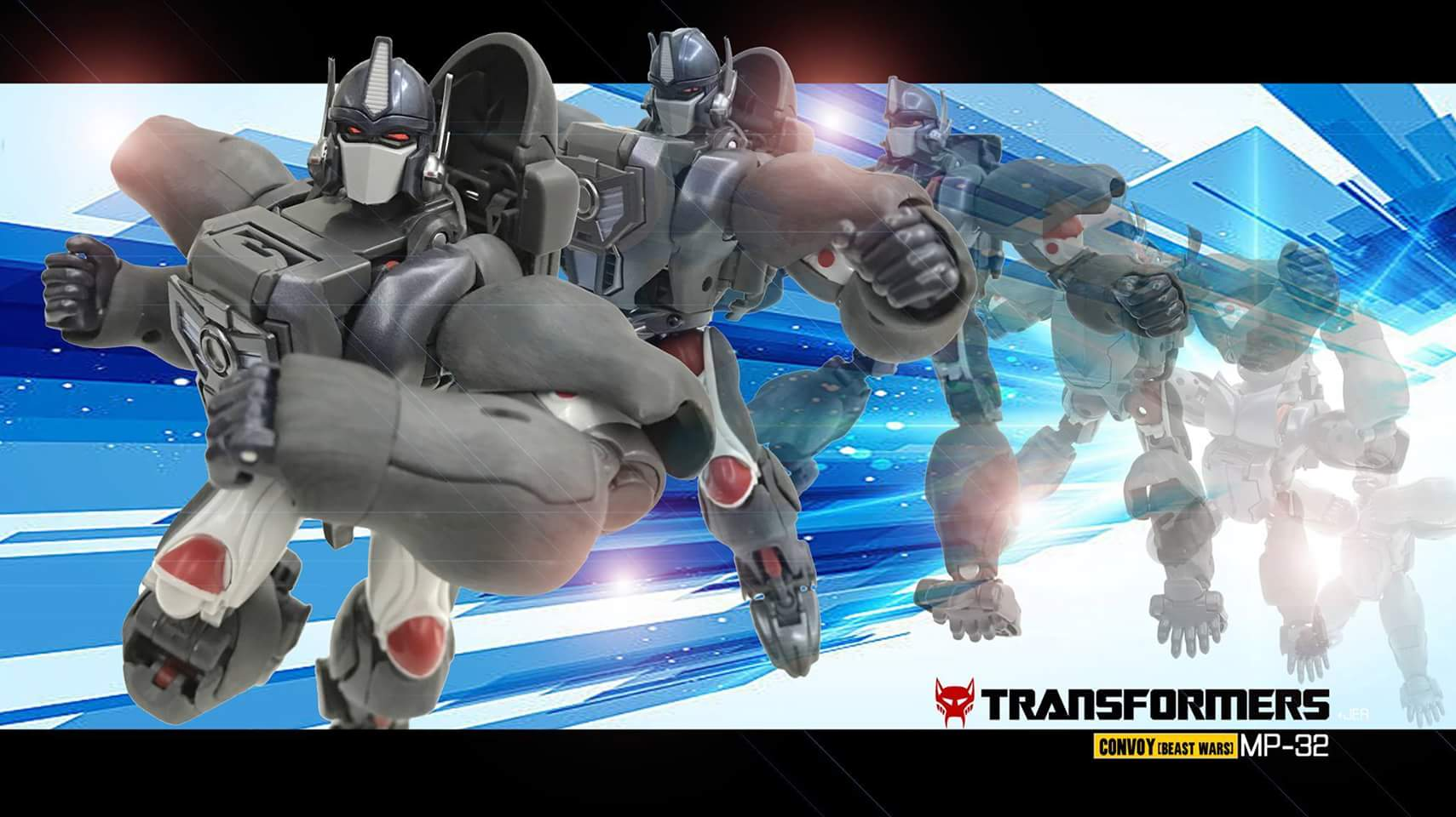 [Masterpiece] MP-32, MP-38 Optimus Primal et MP-38+ Burning Convoy (Beast Wars) - Page 3 1vPxbBx2