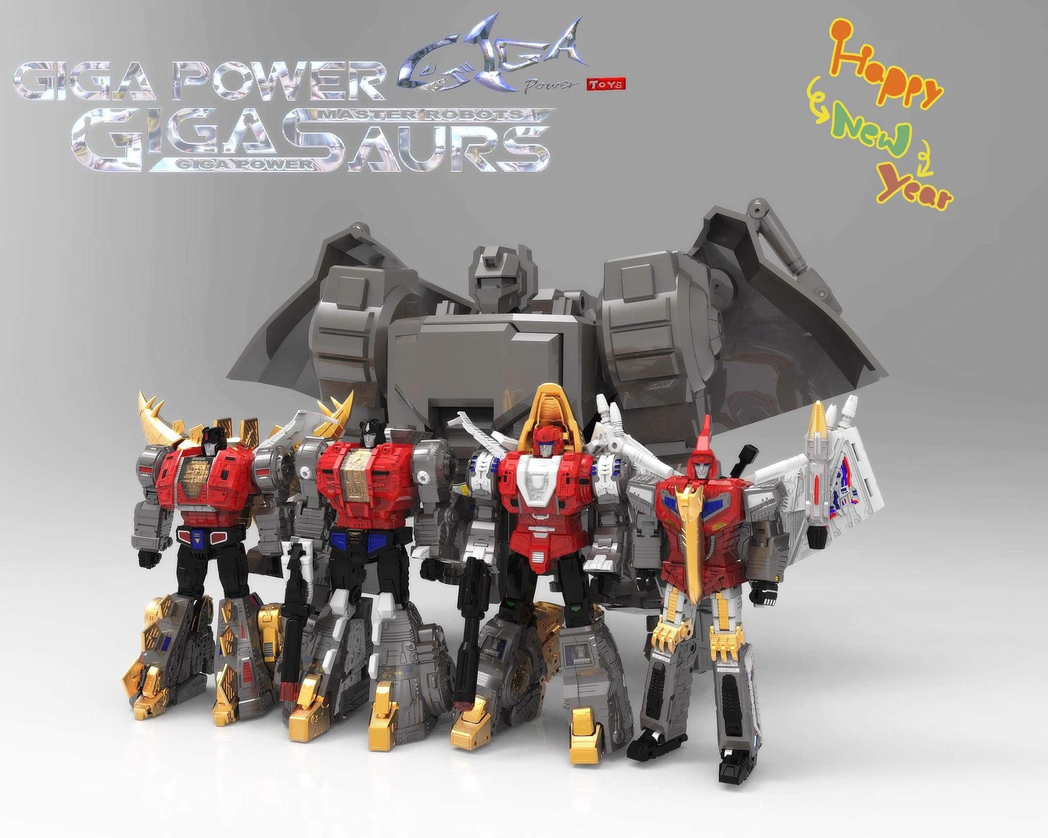 [GigaPower] Produit Tiers - Jouets HQ-01 Superator + HQ-02 Grassor + HQ-03 Guttur + HQ-04 Graviter + HQ-05 Gaudenter - aka Dinobots - Page 5 8zIFxQFv