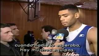 Entrevista a los New York Knicks de 1999