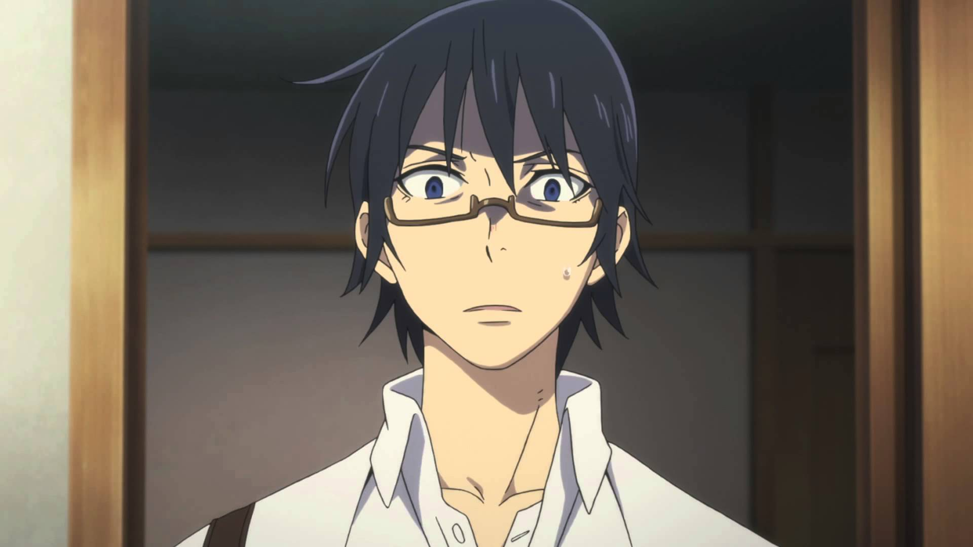 Murder Mystery Time Travel Anime