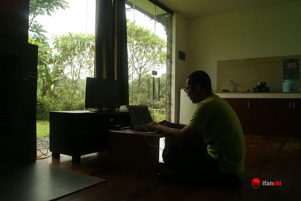 kerja di Tea Garden Resort