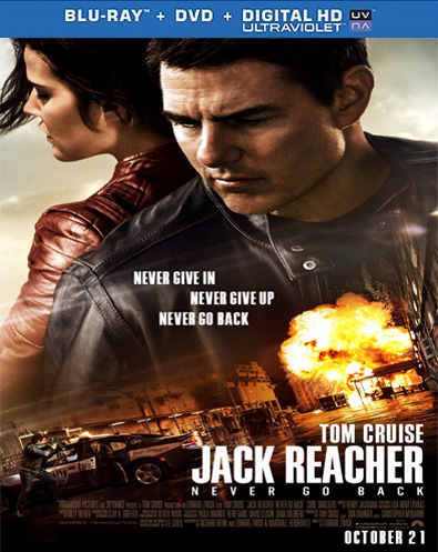 Jack Reacher sin regreso (2016) HD 1080p Español Latino