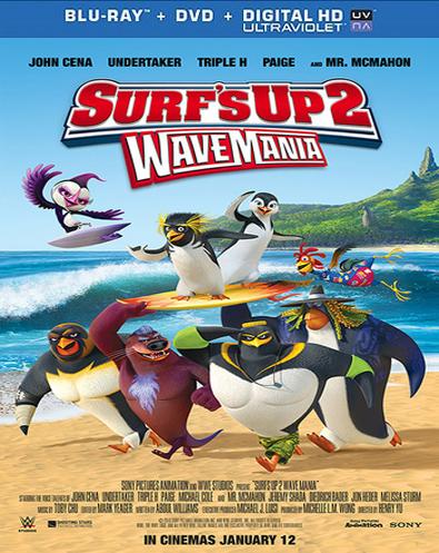 Surf's Up 2 WaveMania (2017) HD 1080p Español Latino