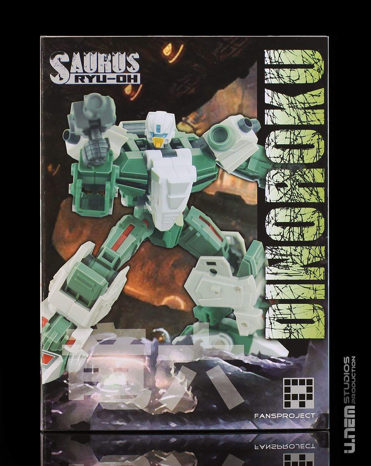 [FansProject] Produit Tiers - Jouet Saurus Ryu-oh aka Dinoking (Victory) | Monstructor (USA) - Page 3 JFl52AGd