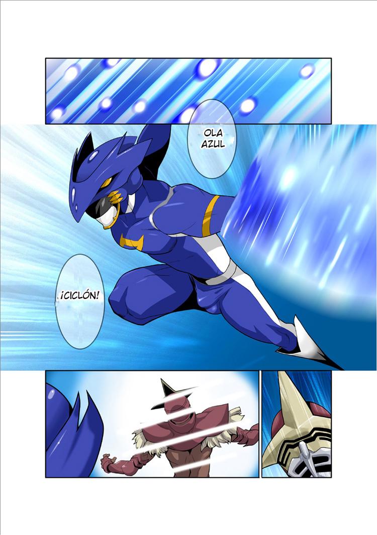 Dragón Ranger Azul 01 4