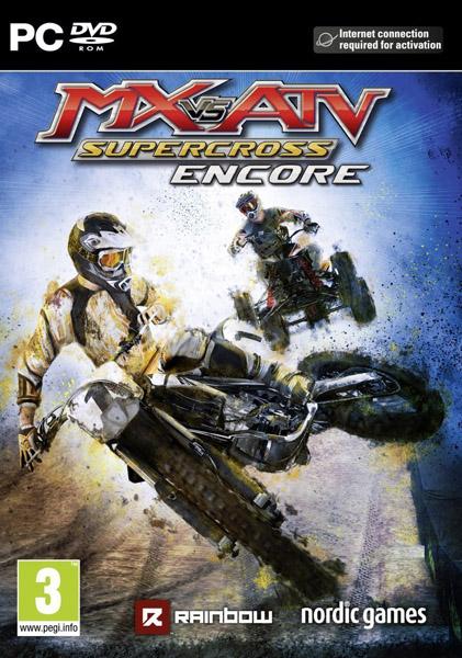 MX vs. ATV Supercross Encore Edition [CODEX] - Full Oyun indir