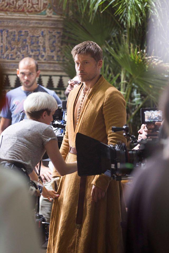 Nikolaj Coster-Waldau (Jaime Lannister).