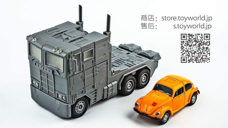 [ToyWorld][Zeta Toys] Produit Tiers - TW-M01 Primorion/Zeta-EX6O OriPrime et Zeta -EX6E EvaPrime - aka Optimus (G1 et Evangelion) 4Fq2WgE5