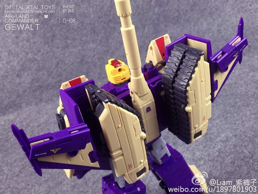 [DX9 Toys] Produit Tiers D-08 Gewalt - aka Blitzwing/Le Blitz - Page 2 97bL4s3H