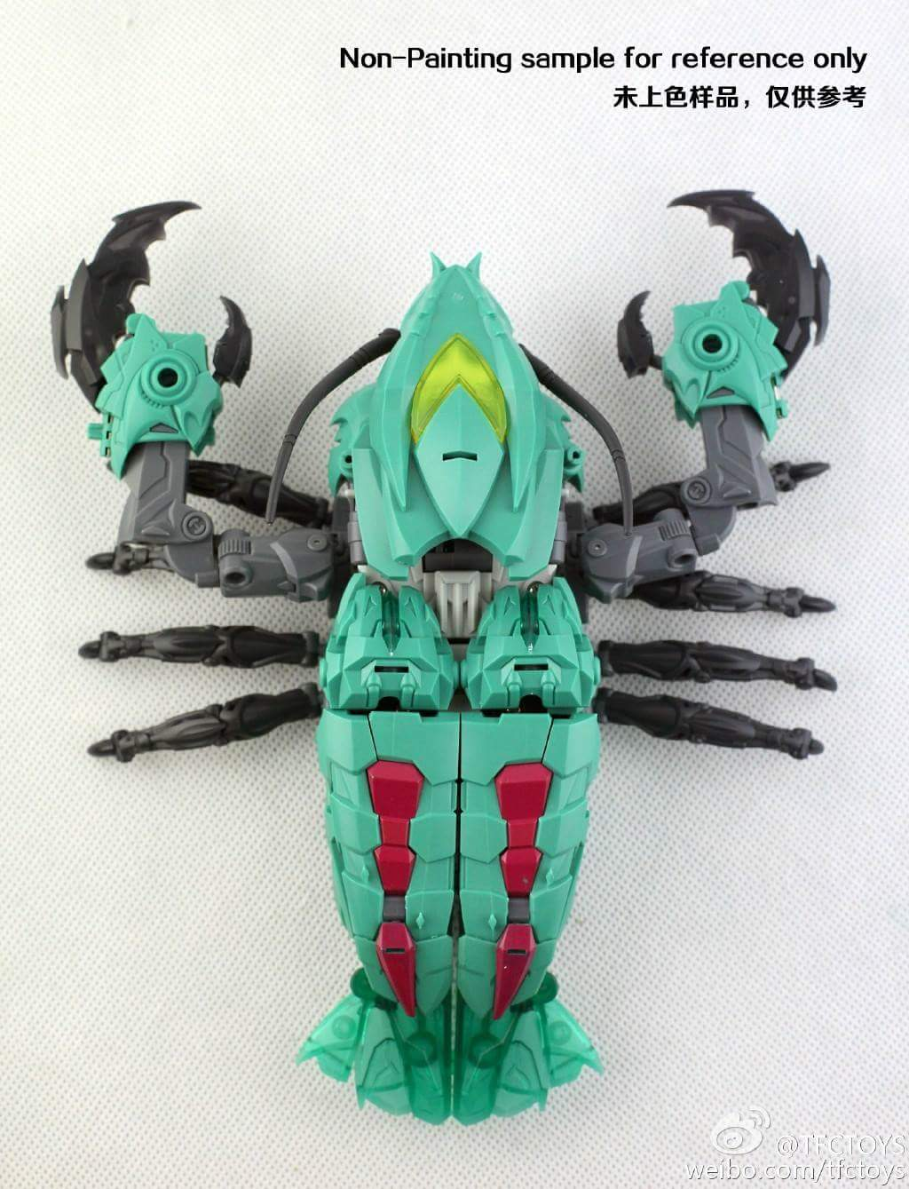 [TFC Toys] Produit Tiers - Jouet Poseidon - aka Piranacon/King Poseidon (TF Masterforce) - Page 3 3cLRY2Jt