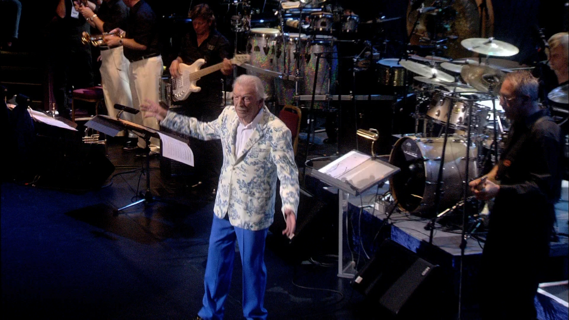 2013 James Last - Live At The Royal Albert Hall [Blu-ray] 5