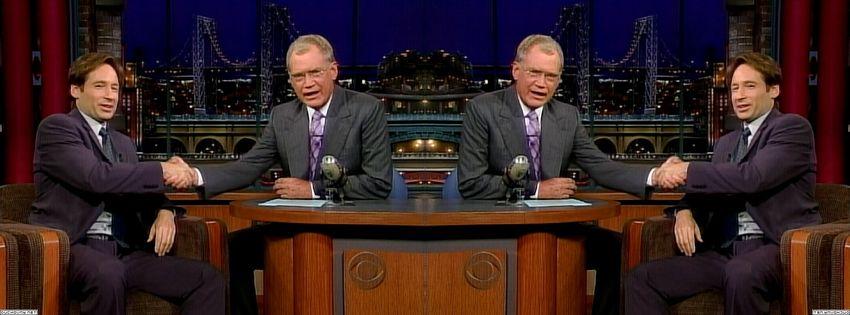 2003 David Letterman TZSfJiV6