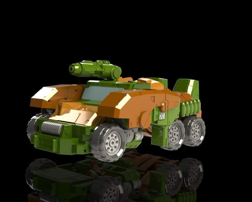 [FansHobby] Produit Tiers - Master Builder MB-07 Gun Buster - aka Roadbuster/Cahot des Wreckers IDW 49YTVFlu