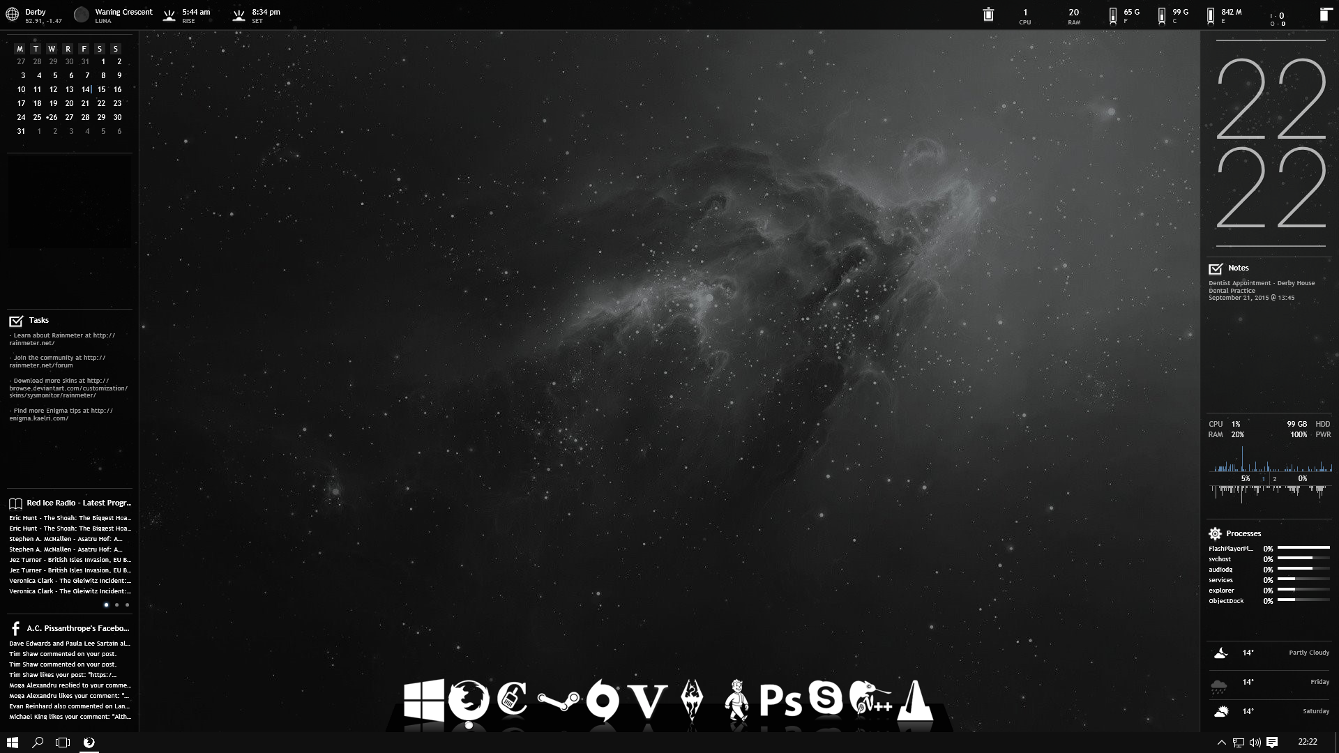 What Does Your Desktop Look Like? EAc7PWhr