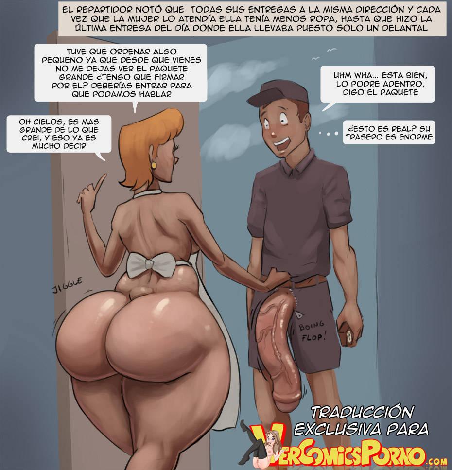 Madre De Dexter Porno En Una Parodia Con El Repartidor
