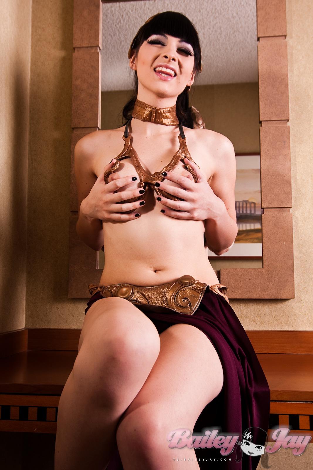 Princess Leia Porno
