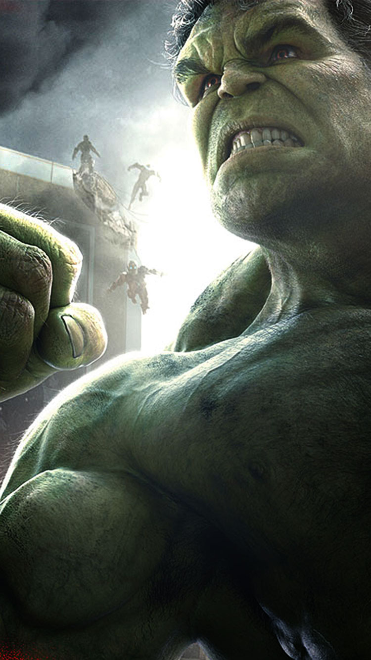 """Fondos de pantalla para iPhone y Android de """"Los Vengadores: La Era de Ultrón"""""""