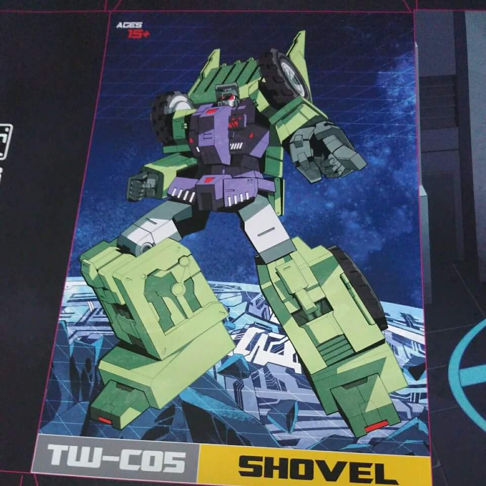 [Toyworld] Produit Tiers - Jouet TW-C Constructor aka Devastator/Dévastateur (Version vert G1 et jaune G2) - Page 3 XBAacWyt