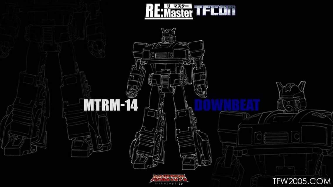 [Maketoys] Produit Tiers - Jouet MTRM-09 Downbeat - aka Jazz/Saxo et MTRM-09ST BounceBack - aka Stepper TRhUUNQC