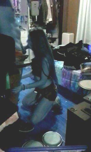 Pendeja promotora Argenta peteando in-fer-nal! + videos