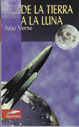 De la tierra a la luna – Julio Verne multiformato