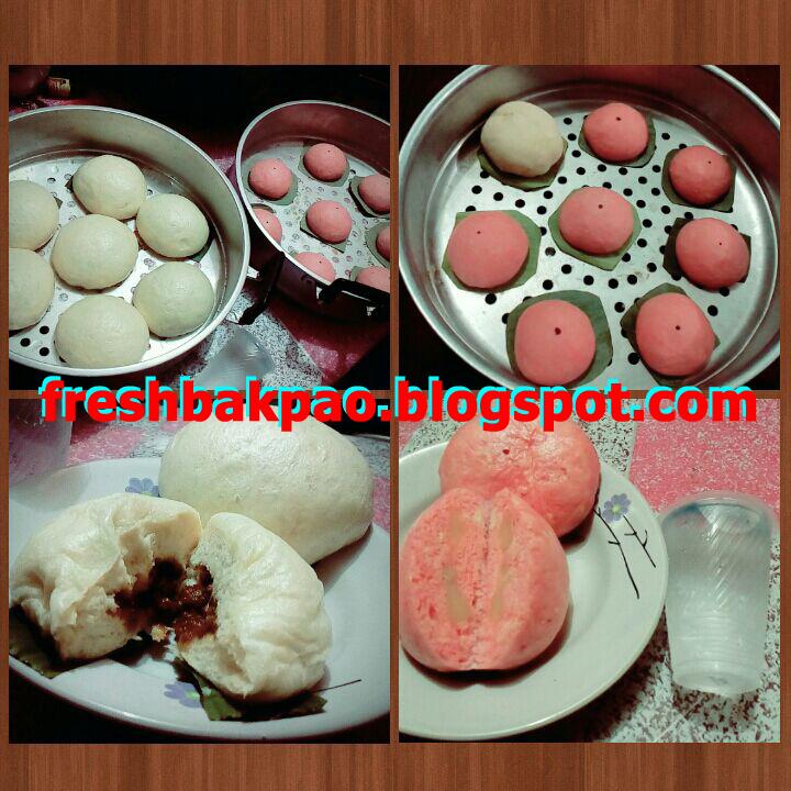 fresh bakpao, fresh bapao, bakpao hangat, pesan order bakpao online, baozi online order, bapao ayam
