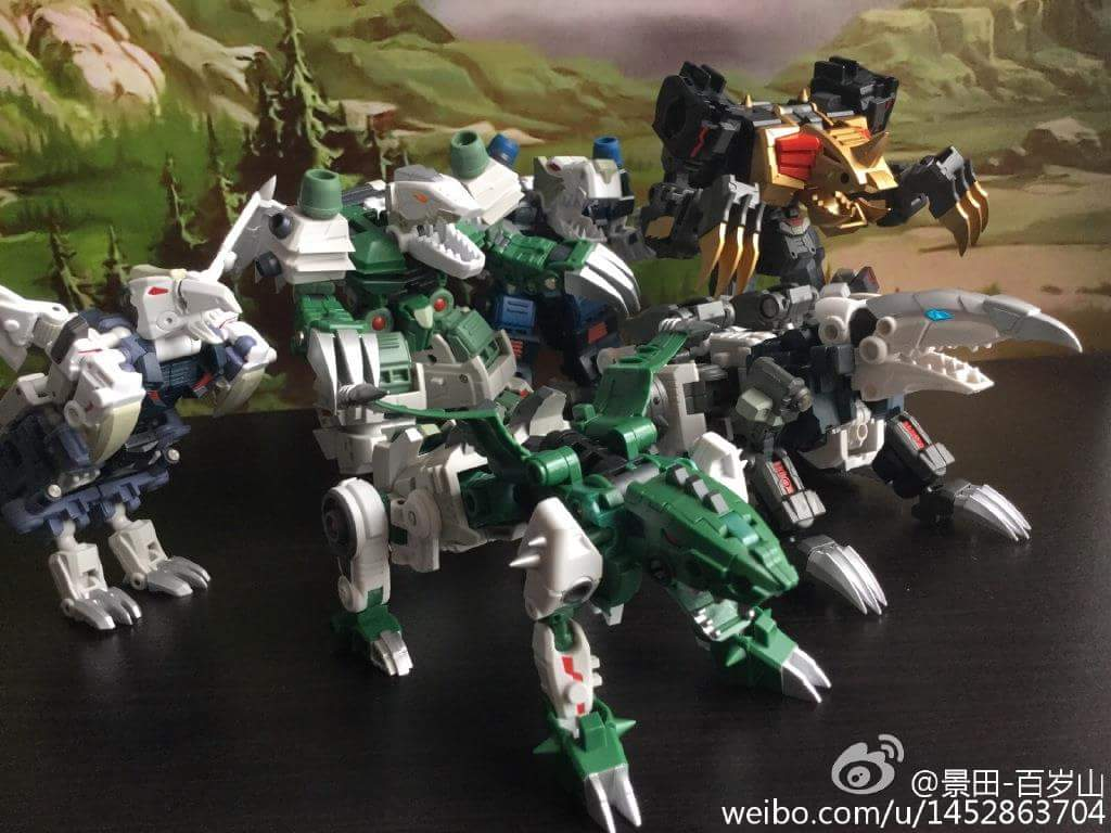 [FansProject] Produit Tiers - Jouet Saurus Ryu-oh aka Dinoking (Victory) | Monstructor (USA) - Page 2 TBWByl33