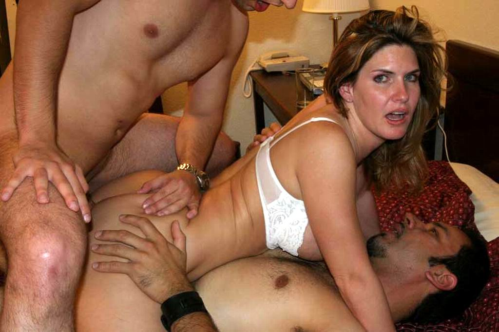Hot milf aunt fucked by nephew