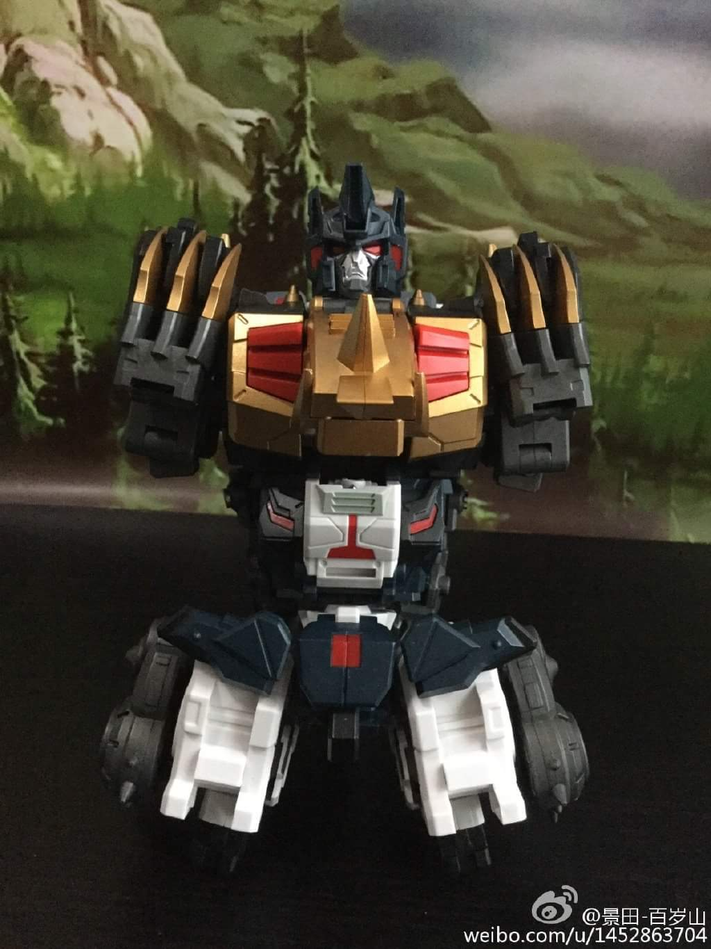 [FansProject] Produit Tiers - Jouet Saurus Ryu-oh aka Dinoking (Victory) | Monstructor (USA) - Page 2 ULTxYyCn