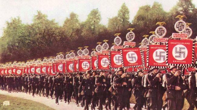 Españoles cobran por haber ayudado a los nazis