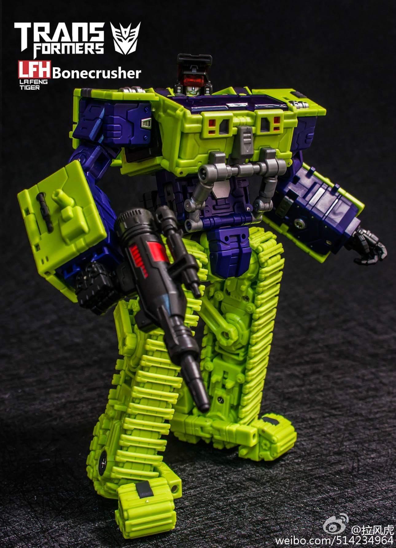 [Toyworld] Produit Tiers - Jouet TW-C Constructor aka Devastator/Dévastateur (Version vert G1 et jaune G2) - Page 3 BxSd5kik