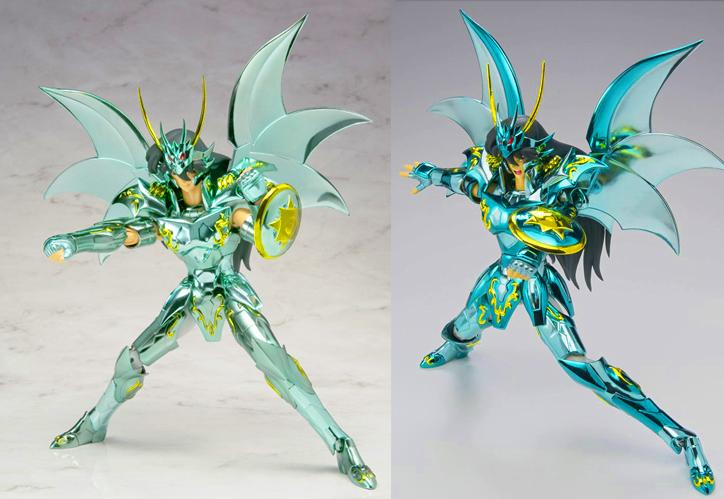 Myth Cloth Dragon Shiryu God Cloth (v4) 10th Anniversary