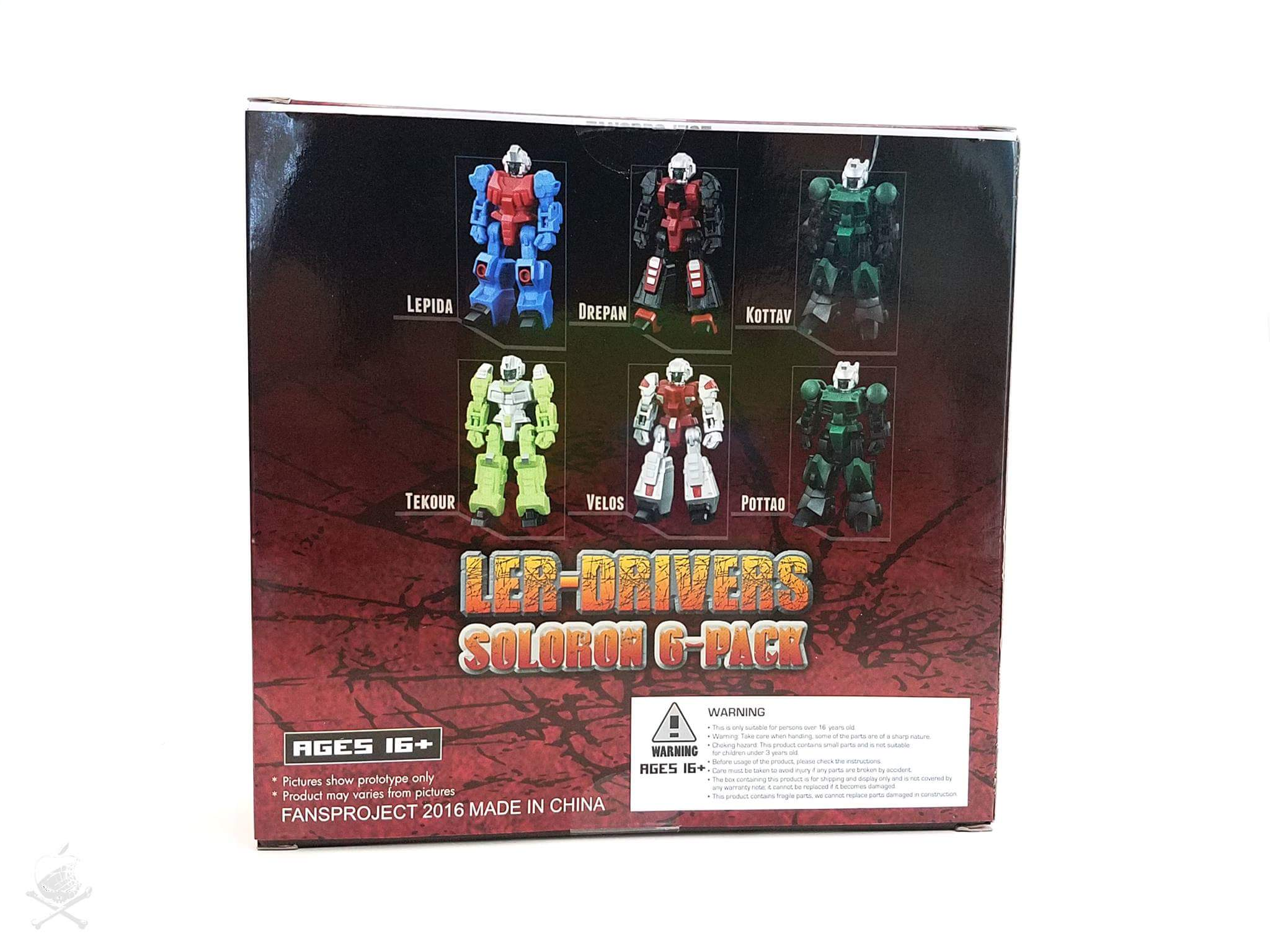 [FansProject] Produit Tiers - Jouets LER (Lost Exo Realm) - aka Dinobots - Page 3 YaFzZosW