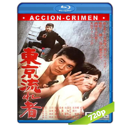 descargar El Vagabundo De Tokio HD720p Audio Japones Subtitulada 2.0 (1966) gartis