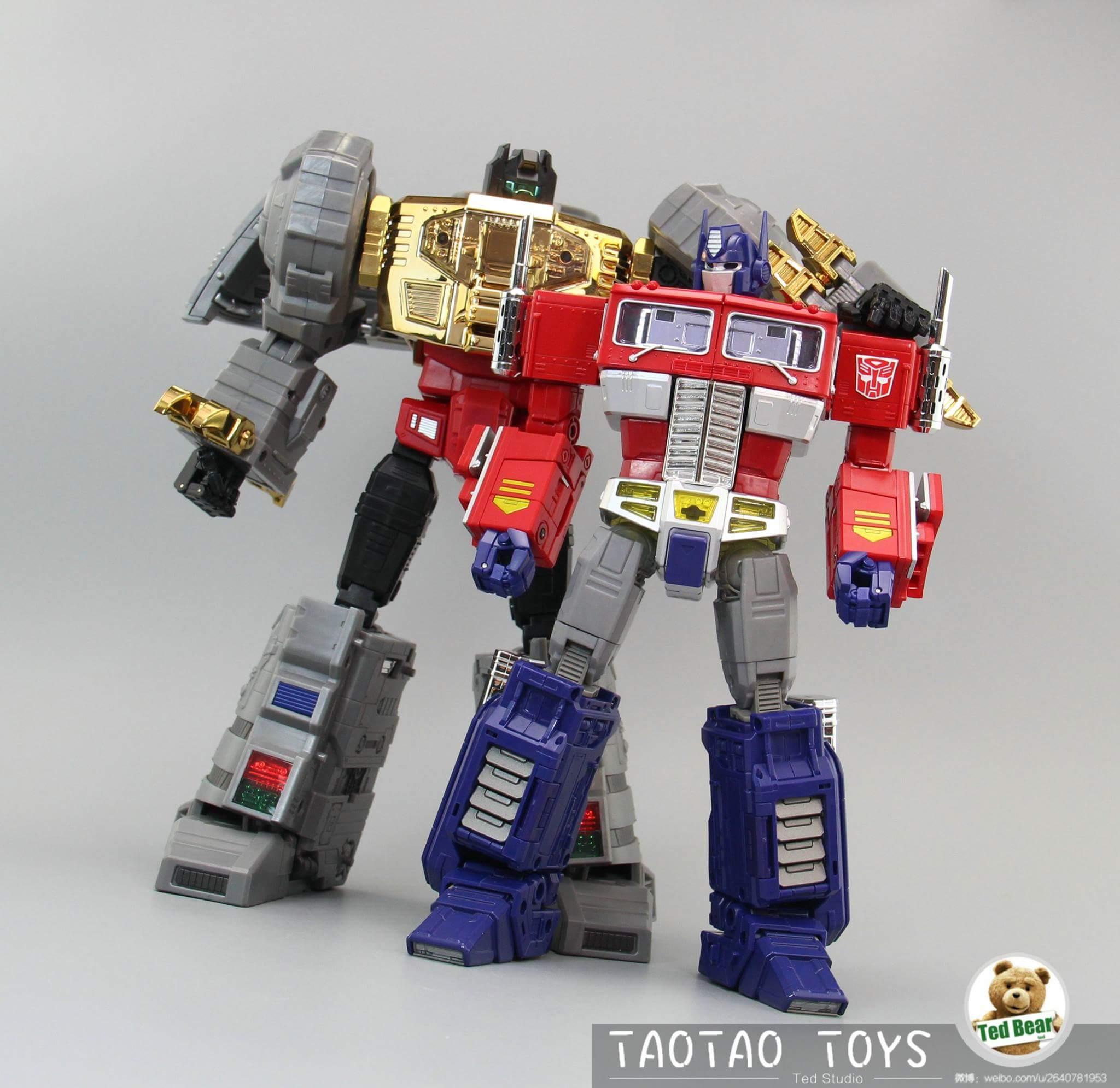 [Fanstoys] Produit Tiers - Dinobots - FT-04 Scoria, FT-05 Soar, FT-06 Sever, FT-07 Stomp, FT-08 Grinder - Page 10 1eSg5cEB