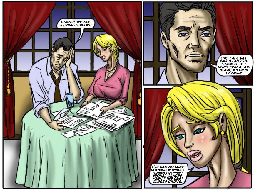 wife comics tgp