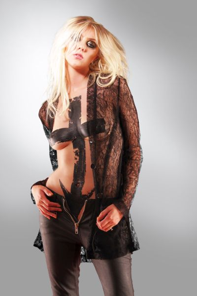 Taylor Momsen'Going to Hell'Promo Shoot