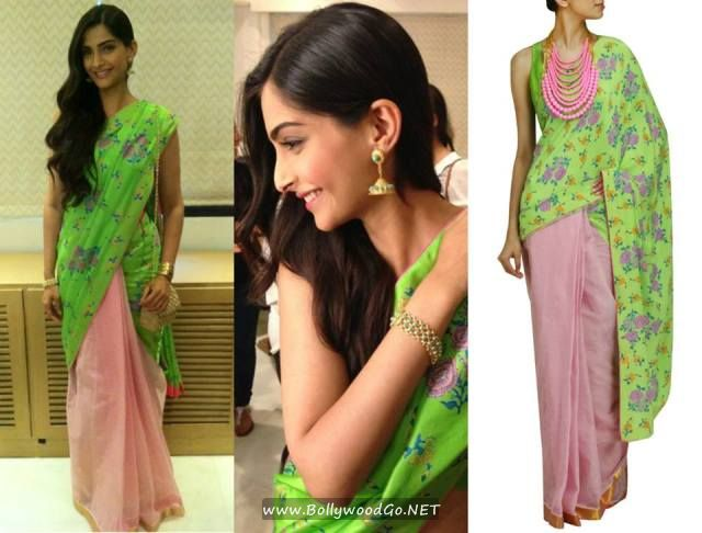 Sonam Kapoor in Anupama Dayal with Dhanush Adbalfru