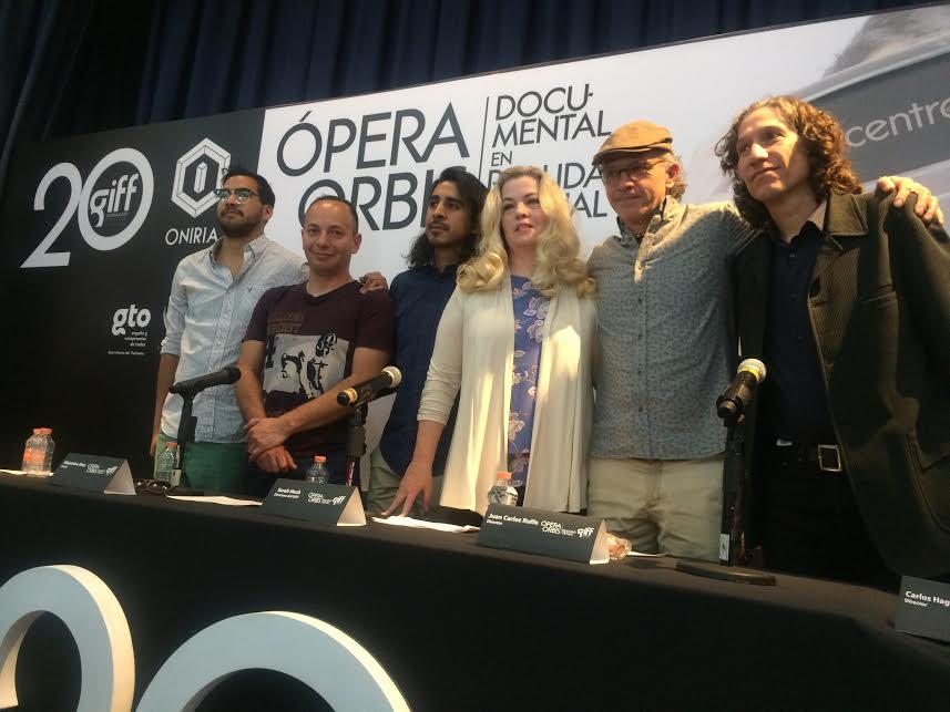 GIFF, primer festival en producir 3 películas en Realidad Virtua