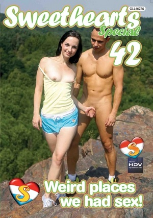 Sweethearts Special 42 Weird Places We Had Sex! Cover